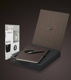 Lamy 2000 Brown Limited Edition Set-Angebot fein